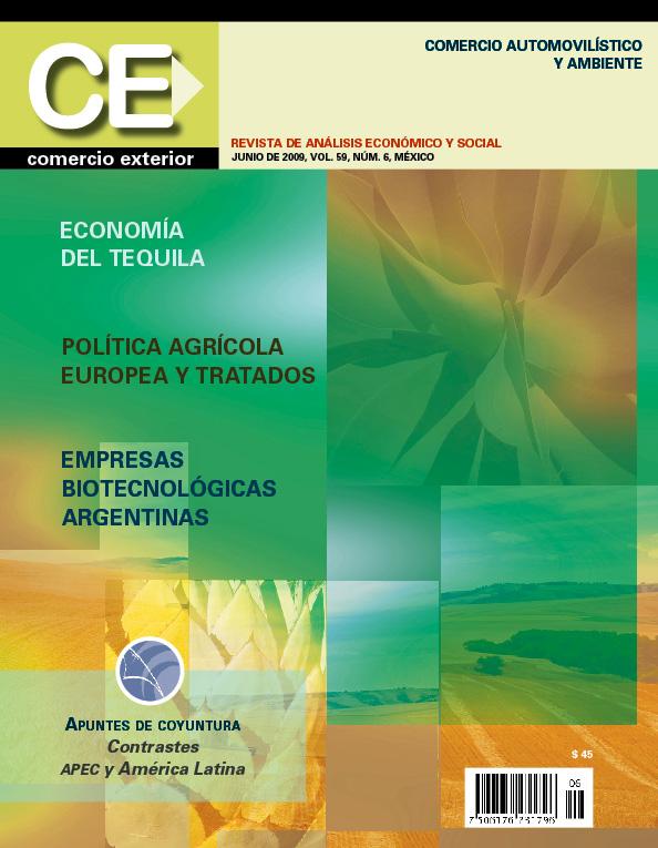 Revista de comercio exterior for De comercio exterior